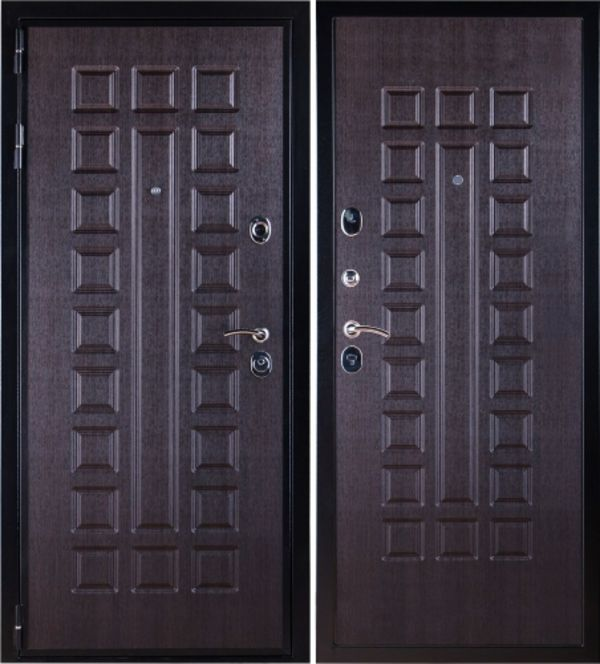 металлическая дверь в квартиру москва