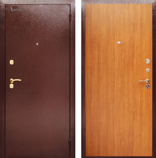 недорогие стальные двери в клину