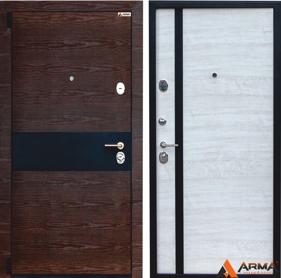 стальные входные металлические двери один