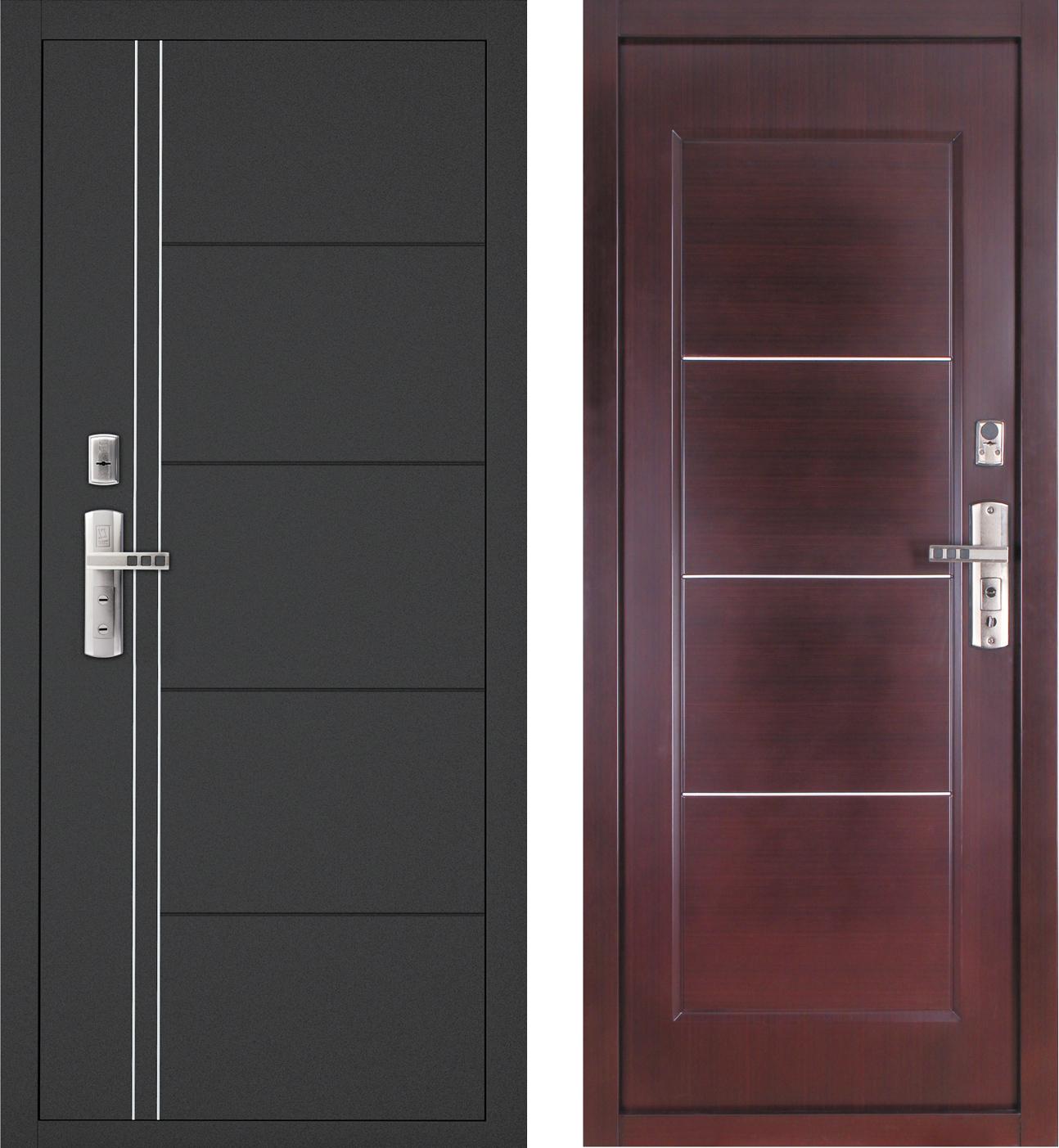 Лучшие металлические двери: бюджетные, элитные и премиум класса ...